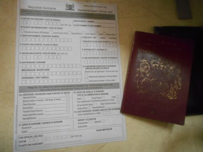 You can get your Suriname Visa here too.