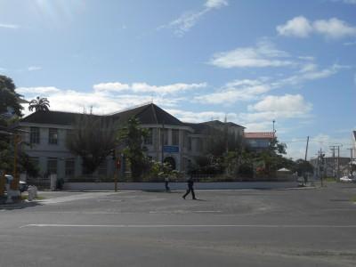 Carnegie Library in Georgetown, Guyana.