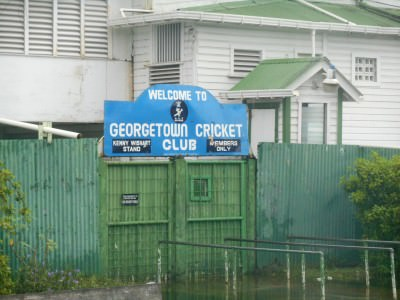 The Old Cricket Club in Georgetown
