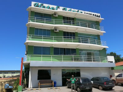 Where to Stay when you travel to Macapa: Hotel Mais.