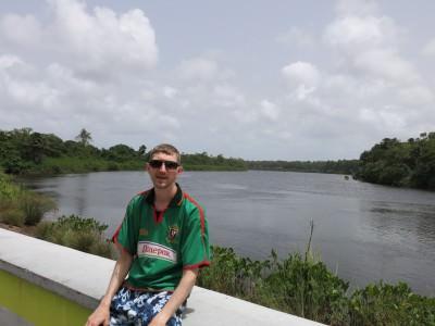 sinnamary river french guyana