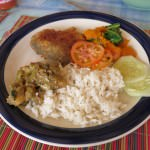 Friday's Featured Food: My lunch in paradise on Sloth Island, Guyana