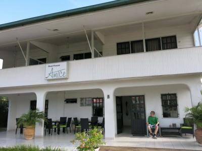 Guesthouse Amice, Paramaribo, Suriname.