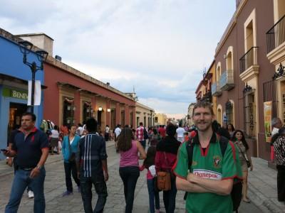oaxaca de juarez mexico