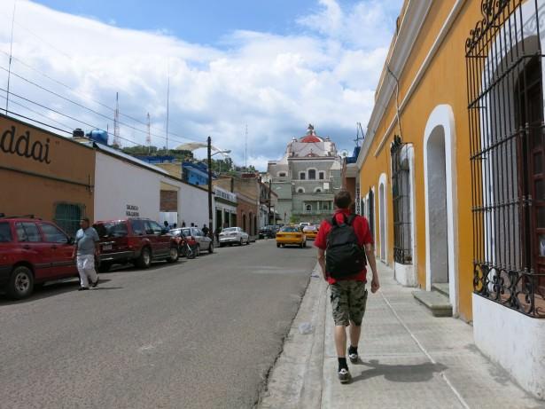 oaxaca backpacker
