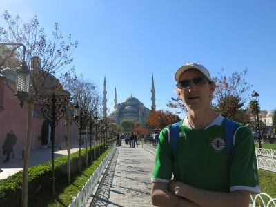My top 5 places when backpacking in Turkey.
