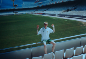 Loving my experience visiting the Mestalla while backpacking in Valencia back in 2003.