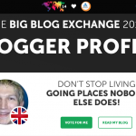 Vote for me in the Big Blog Exchange!