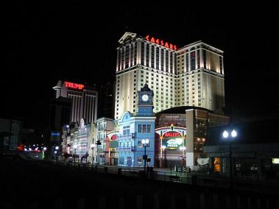 Casino time in AC.