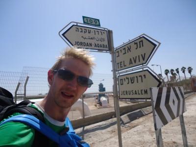 Goodbye Israel.