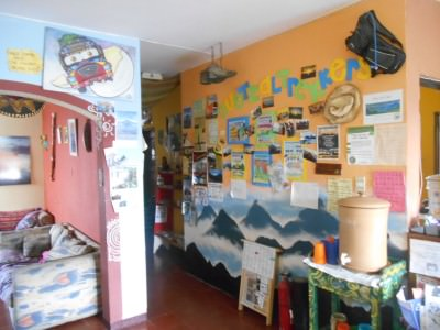 Quetzal Roo Hostel in Guatemala City.