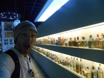 Touring the Tequila Museum in Mexico City!