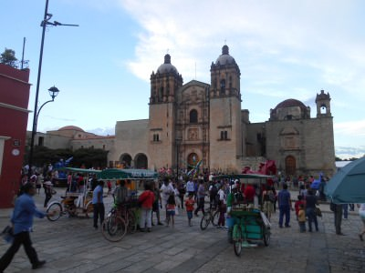 Convento de Santo Domingo in Oaxaca.