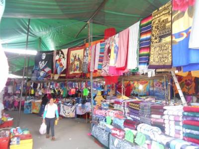 Central de Abastos Market in Oaxaca.