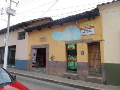 Nachos Beer in San Cristobal de las Casas.