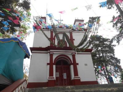 Iglesia de San Cristobal.