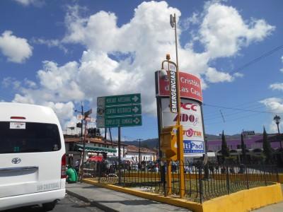 Fond farewells to San Cristobal de las Casas.