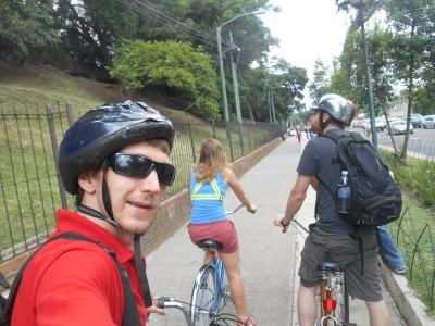 Doing a Cycling Tour of Guatemala City