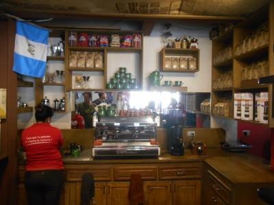 Injerto Coffee Shop