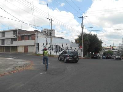 Bike tour in Guatemala City!