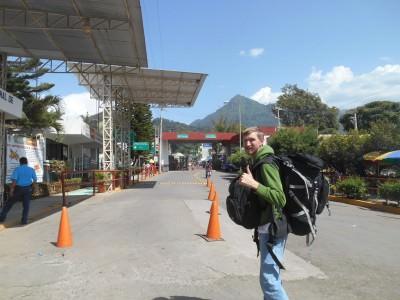 World Borders: Mexico to Guatemala at Ciudad Cuauhtemoc.