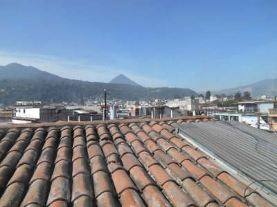 Morning rooftop views!