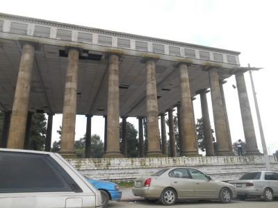 The Temple de Minerva in Xela.