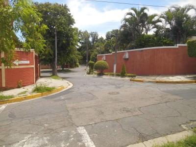 Calle San Salvador