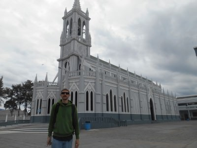 Iglesia San Nicolas.