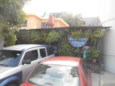 Sopon Tipico, San Salvador, El Salvador