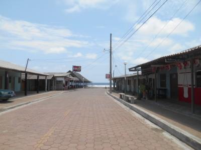Moy tranquilo - Barra de Santiago in El Salvador.