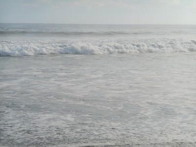 Great waves in El Salvador