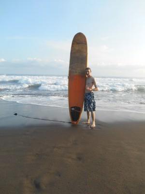 Massive waves lay ahead