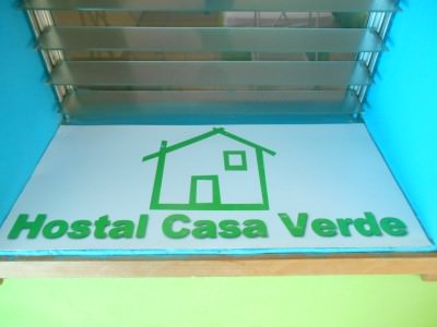 Great value at Hostal Casa Verde - $10 US for a dorm bed!