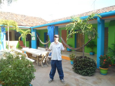 Stay at Hostal Casa Verde