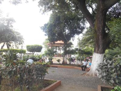 Parque Libertad/Freedom Square