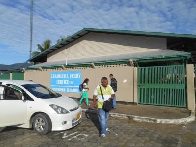 Canaima Ferry Terminal