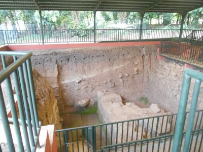 Excavations at Casa Blanca