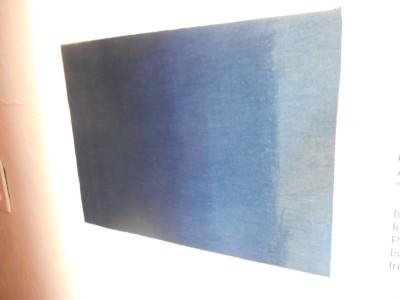 Varying shades of indigo