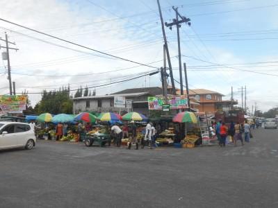 Markets of Parika.