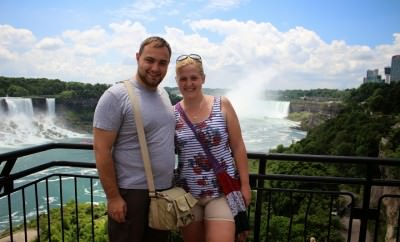 World Travellers: Karolina and Patryk.