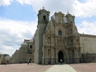 Basilica de Nuestra Senora de la Soledad.
