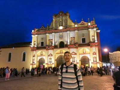 This world border series began in San Cristobal de las Casas, Mexico.