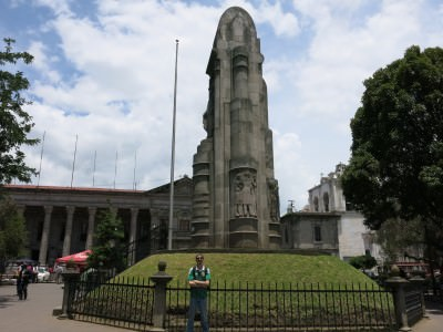 backpacking xela guatemala