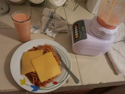 Food blender!