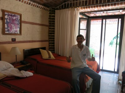 hotel san buenaventura