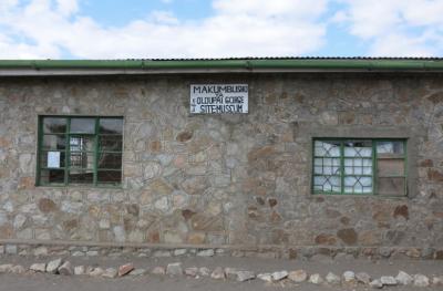 Oldupai Museum, Tanzania.