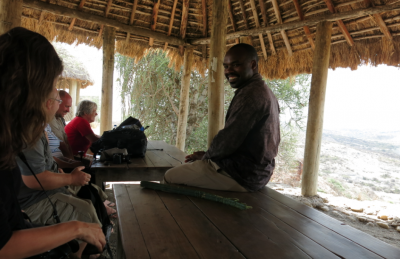 The speech at Oldupai Gorge Tanzania