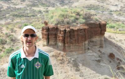 Backpacking in Tanzania: Oldupai Gorge