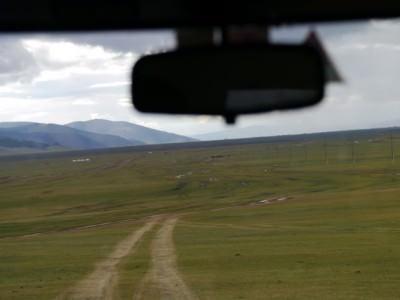 Mongolian Roads!